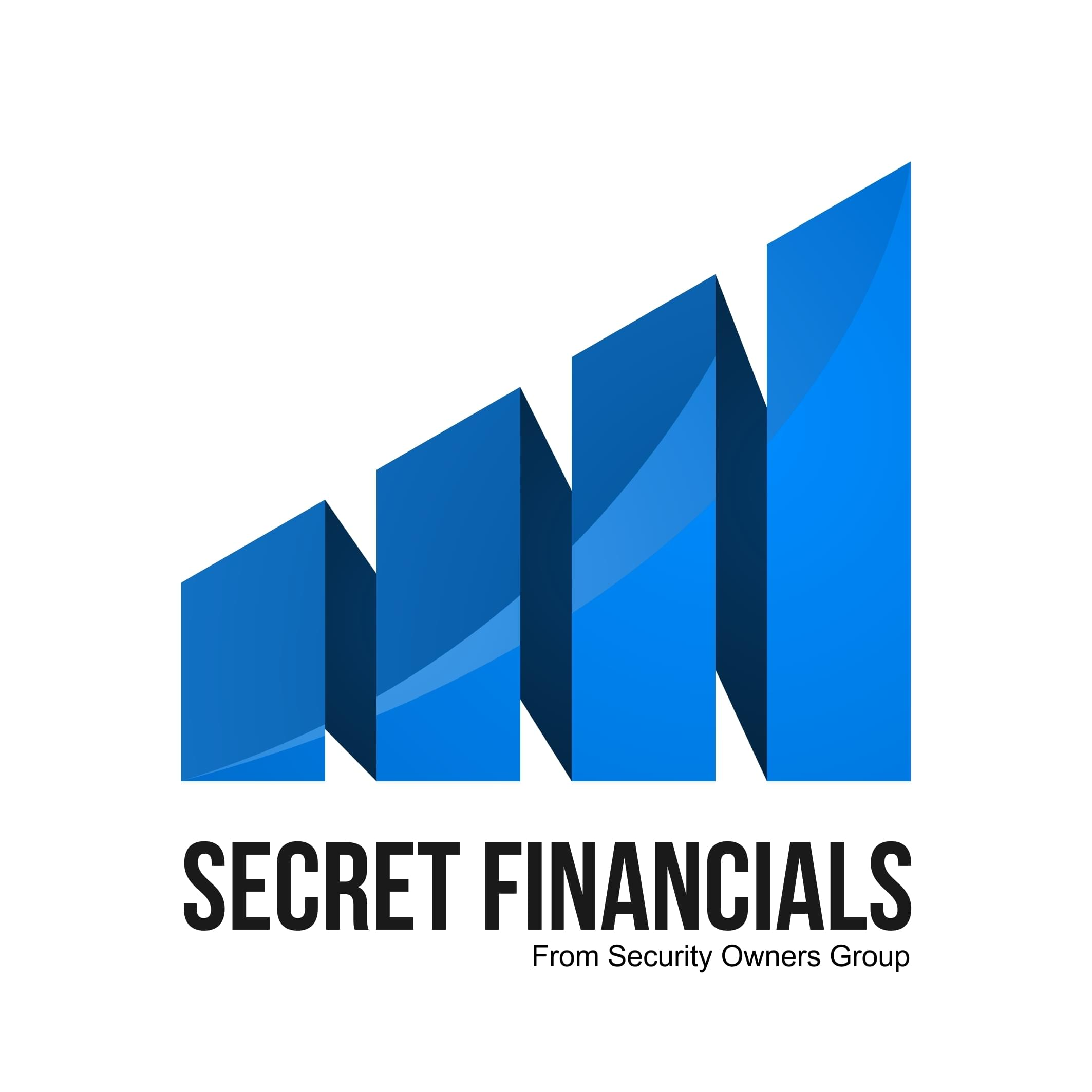 Secret Financials Logo